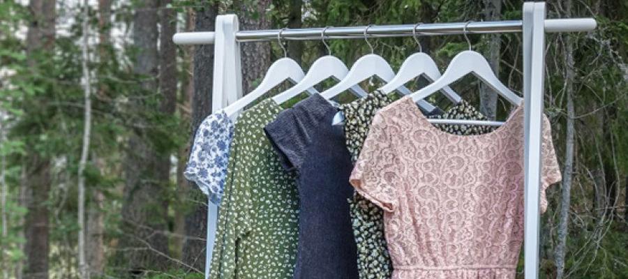 Vêtements en matières biologiques recyclées