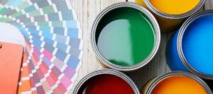 peinture à base de composants renouvelables